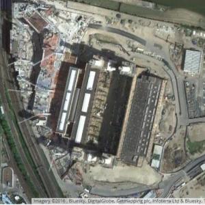 Battersea Power Station (Google Maps)