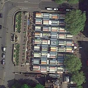 Norwich Market (Google Maps)