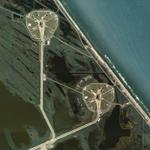 Cape Kennedy Shuttle Launch Complex (Google Maps)