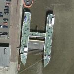 Oil spill response vessel 'Westensee' (Google Maps)