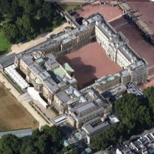 Buckingham Palace (Google Maps)