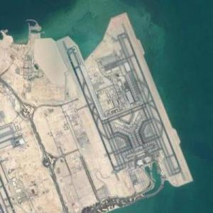 Hamad International Airport (DOH) (Google Maps)