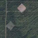 Seismic Lines & Drill Pads (Google Maps)