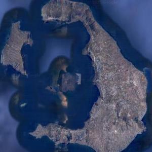 Santorini (Google Maps)