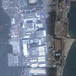 Tōkai nuclear powerplant (Google Maps)