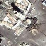 Coal Fired Power Plant (Google Maps)