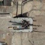 Baikonur Cosmodrome (Google Maps)