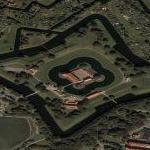 Landskrona citadel (Google Maps)