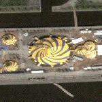 Cirque de Soleil Tent (Google Maps)
