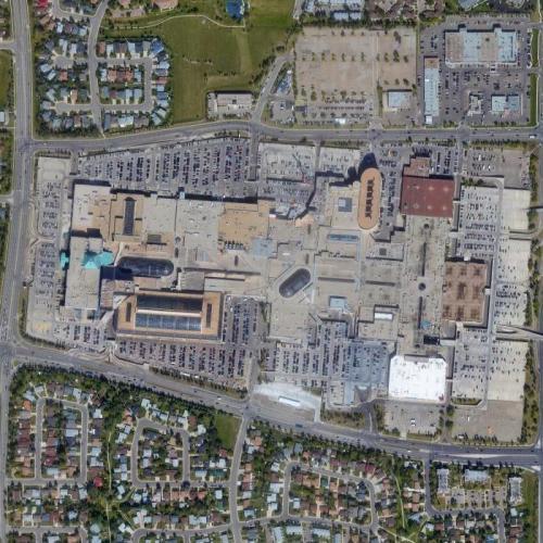 West Edmonton Mall (Google Maps)