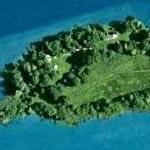 Island Lützelau (Google Maps)