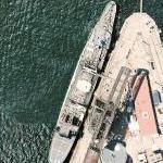 Australian multi-product replenishment oiler HMAS Success (AOR 304)