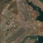 City of Brasilia, Brazil (Google Maps)