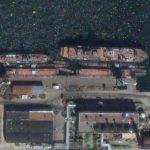Submarines (Google Maps)