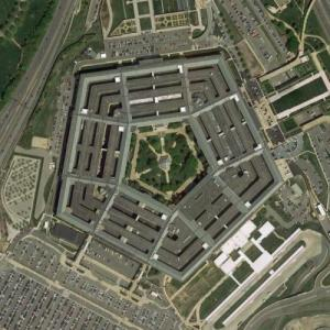Pentagon (Google Maps)
