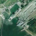 Rödby havn (Google Maps)