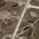 RAF Lakenheath (Google Maps)