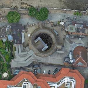 Shakespeare's Globe Theatre (Google Maps)