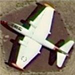 Martin EB-57E Canberra (Google Maps)