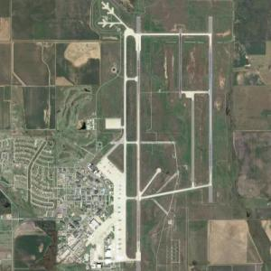 Altus AFB (Google Maps)