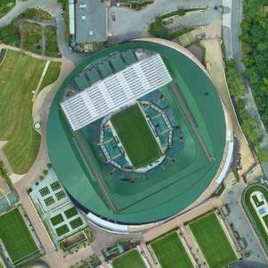 All England Lawn Tennis and Croquet Club (Google Maps)
