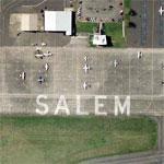 McNary Field, Salem Oregon (Google Maps)