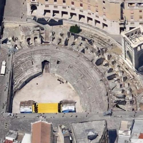 Roman Amphitheatre (Google Maps)
