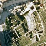 Roman Amphiteatre ruins (Google Maps)