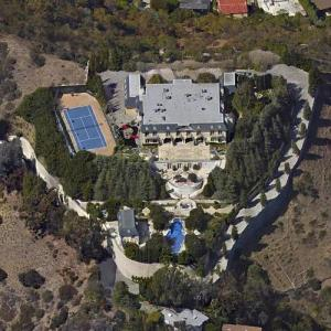 Igor Greenberg's House (Google Maps)