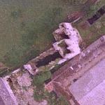 Boverton Castle, for sale (Google Maps)