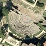 Roman Theatre used for summer concerts (Google Maps)
