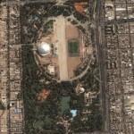 Parque O'Higgins (Google Maps)