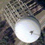 'Air Force' Water Tower (Google Maps)