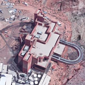 Grand Canyon Skywalk (Google Maps)
