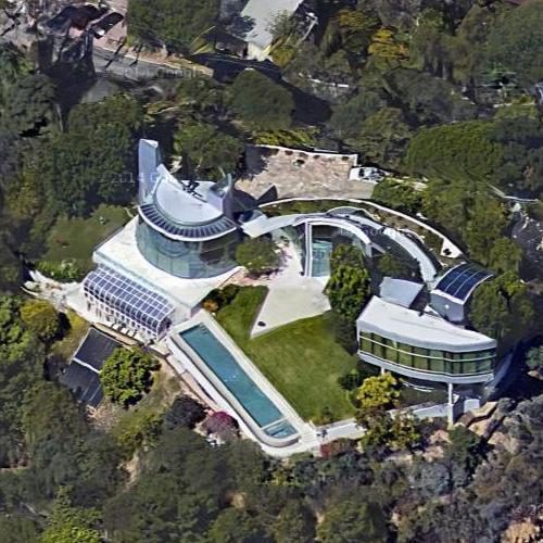 'Luskin Residence' by Edward Niles (Google Maps)