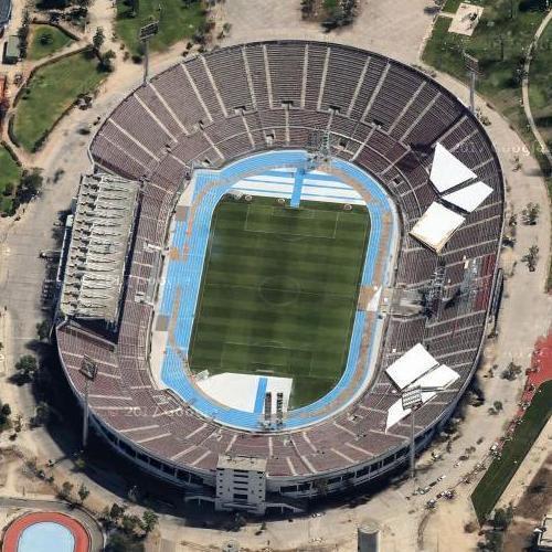 Estadio Nacional Julio Martínez Prádanos (Google Maps)