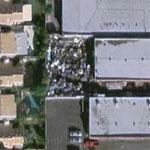 Space Junk Yard (Google Maps)