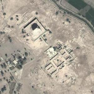 Agargouf Ruins (Google Maps)