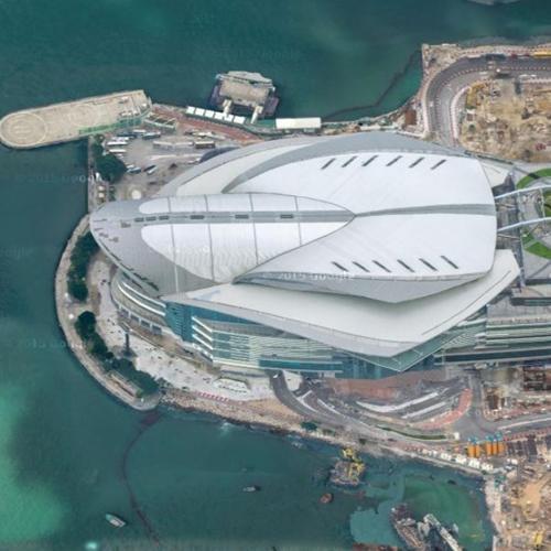 Hong Kong Convention & Exhibition Centre (Google Maps)