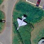 A-4 Skyhawk (Google Maps)