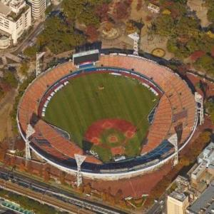 Yokohama Stadium (Google Maps)