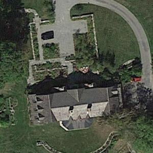 David Letterman's House (Google Maps)