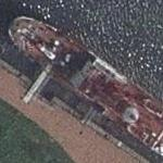 Lightship converted into a church (Google Maps)