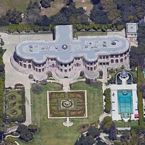Richard Hung-Pen Chang's House (Google Maps)
