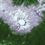 Puyehue Volcano (Google Maps)