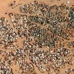 Darfur refugee camp Am Nabak (Google Maps)