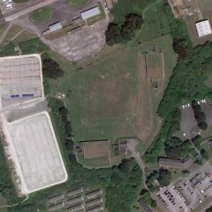 Joint Maritime Facility (JMF) underground bunker (Google Maps)