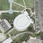 World's largest toilet (Google Maps)