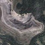Tri-Star Mining, Job No. 3 Mine (Google Maps)