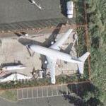 Newcastle Aviation Academy Boeing 737-2A3
